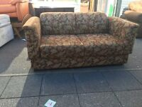 SOFA BED RETRO VERY COOL AND FUNKY WITH HEADRESTS
