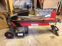 7ton Hydraulic Log Splitter