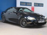 ++ 2008 BMW M3 4.0 V8 DCT Black with RED Leather seats ++