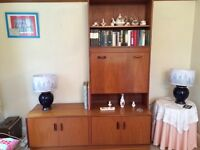 Cocktail cabinet and storage unit