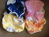 Nature Baby Nappy Wraps
