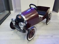 BRAND NEW CHILDS PEDAL CAR