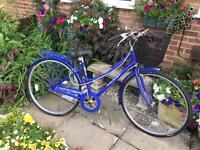 Raleigh Caprice Vintage Ladies Bike