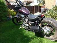 Virago 1994 535 bobber for swap