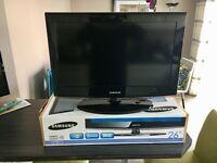 "Samsung 26"" led TV"