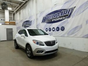 2014 Buick Encore W/ Leather, Power Driver Seat, Economic
