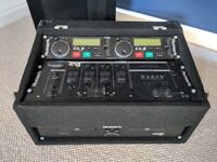 Numark portable CDJ decks