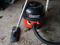 Numatic Henry Hoover, Good Condition and Full Working order.