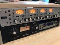 Universal Audio 4-710D Quad Preamp/Compressor/Convertor