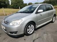 TOYOTA COROLLA 1.4 VVTI COLOUR COLLECTION ***12 MONTHS MOT***