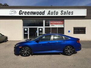 2017 Honda Civic LX BRAND NEW RIMS AND TIRES! BACKUP CAM! FIN...