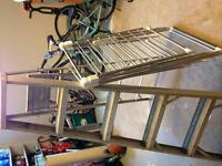 5ft Ladder and Clothes Horse