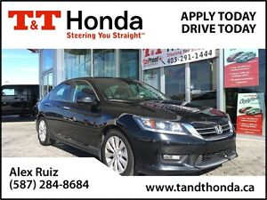 2014 Honda Accord EX-L*Local Car, No Accidents, Push Button Star