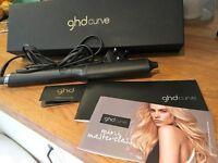 GHD curve, classic curl wand