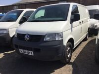 2008 VOLKSWAGEN TRANSPORTER SWBASE NICE CLEAN CONDITION AIR CONDITIONING CD CLOTH TRIM READY WORK