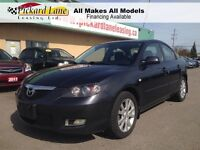 2007 Mazda MAZDA3 GX!!!   AUTOMATIC!!!   CERTIFIED AND E TESTED!