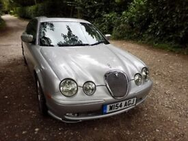 Jaguar S Type V6 SE Auto 2000 W Registration for spares or repairs