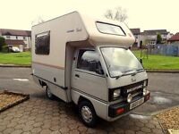 Bedford Rascal BAMBI Campervan 1989 Excellent Condition And New MOT. £3450 ONO
