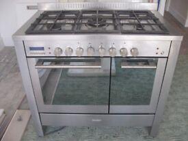 baumatic range cooker stove