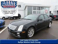 2007 Cadillac STS AWD, V-8, Leather, Nav, 77 Km