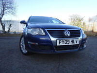 09 VOLKSWAGEN PASSAT HIGHLINE TDI 2.0 DIESEL AUTOMAT ESTATE,MOT JULY 017,1 OWNER,FULL HISTORY,2 KEYS
