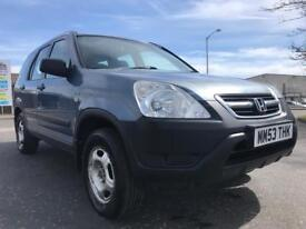 Honda CR-V excellent condition service history