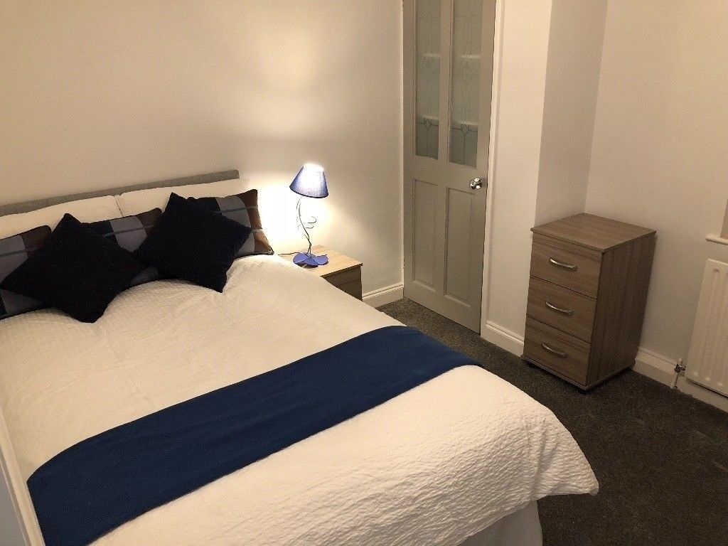 Luxury rooms near the Luton airport Stopsley area