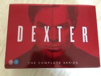 Dexter DVD complete box set deluxe edition