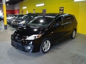 2009 Mazda MAZDA5 GT ~ LEATHER ~ ROOF ~ DVD ~ LOW KM