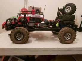 Scx10 rc crawler