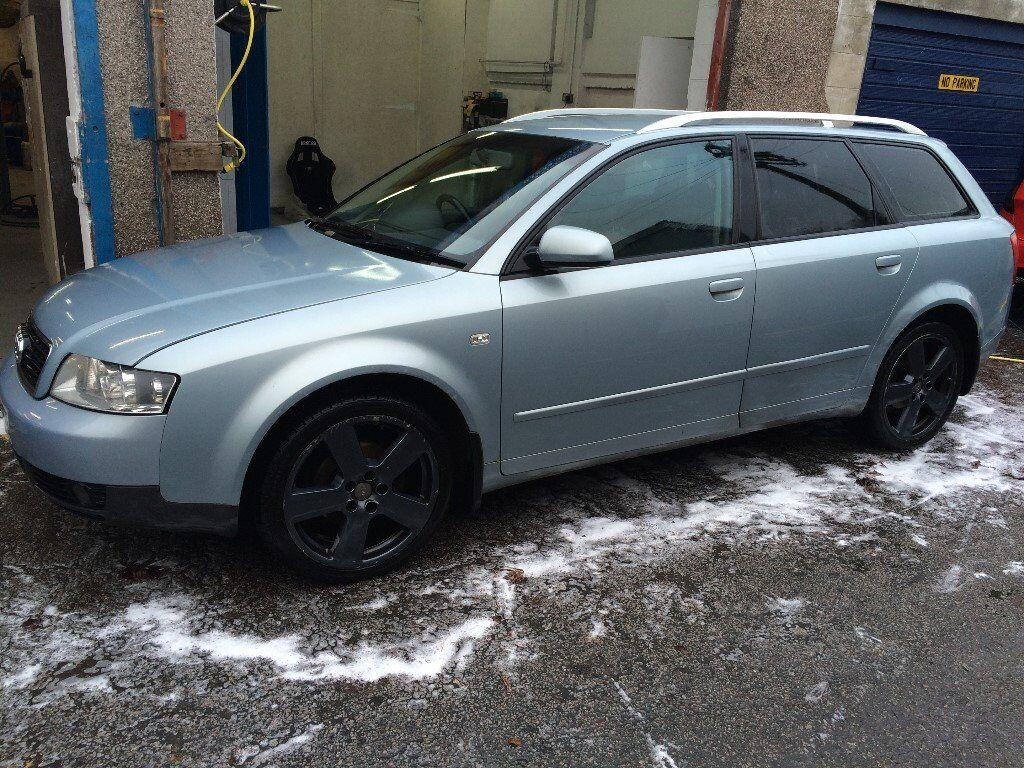 03 Audi 1.9 A4 Tdi se