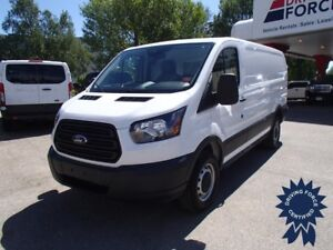 "2016 Ford Transit T-250 130"" WB Cargo Van, Backup Camera"