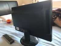 """HP S2031a 20"""" Widescreen LCD Colour Monitor, built-in Speakers"""