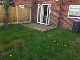 2 BED FLAT, TELFORD TF3, GROUND FLOOR, PARKING, GARDEN, MODERN