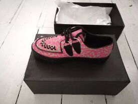 UNDERGROUND Laced Shoes **Brand New**