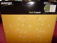 Brand new tent carpet