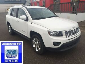 2014 Jeep Compass North | Power Options | Fuel Efficient |