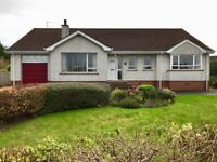 5 Bedroom/3 reception unfurnished chalet bungalow available for rent in Coleraine