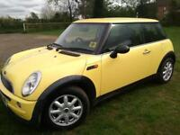 mini one replacement clutch and oil service done last week, Mot till November, PX to clear.