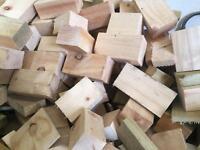 Fire wood for wood burners