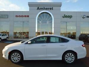 2016 Chrysler 200 LX  ONLY $110* Bi-weekly ALL CREDIT APPLICATIO