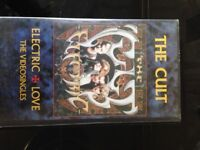 The Cult Electric Love VHS