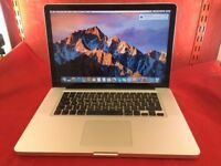 Apple MacBook Pro A1286 (15'), 500GB (2010), +WARRANTY, NO OFFERS