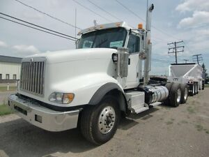 2016 International 5900iSBA124 6X4, New Day Cab Tractor