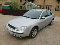 Ford Mondeo New Mot low mileage