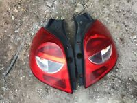 2008 Renault Clio mk3 pair if rear lights - can post