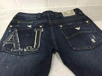 Armani slim fit jeans 32 waist