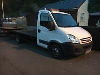 Iveco daily recovery truck