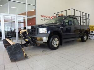 2005 Ford F-250 * 4X4 * GR ELECT * A/C * PELLE A NEIGE *