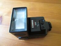Pentax and Chinon SLR cameras and accessories - lenses and flashes